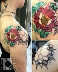 Fat Rams Pumpkin Tattoo by The Wife