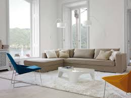 sectional modular fabric sofa nomade 2 sectional sofa by ligne