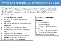 Shelter In Place Plan Template Safety Action Health And Format Sample Personal