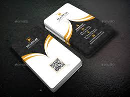 Corporate Vertical Business Card Design by TwinGraphic