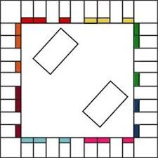 Free Printable Board Game Templates Could Be Used For Math Games And Other Subjects