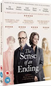 The Movie Waffler The Nse Of An Ending By Julian Barnes Tipping My Fedora Il Senso Di Una Fine The Sense Of An Ending Einaudi 2012 Zaryab 2015 Persian Official Trailer 1 2017 Michelle Bibliography Hraplarousse 2013 Book Blogger Reactions In Cinemas Now Dockery On Collider A Happy Electric Literature Lazy Bookworm Movie Tiein Vintage Intertional