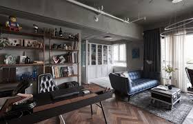 100 Industrial Style House Elegant Safe And Comfortable Apartment With A Marked