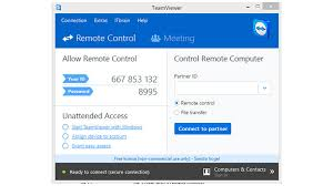 TeamViewer 11 free edition First Take Remote control made easy