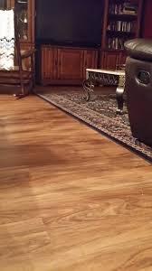 Sheet Vinyl Flooring Menards by New Engineered Vinyl Plank Flooring Called Classico Teak From Shaw