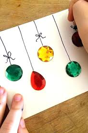 Best Teaching Ideas Images On Classroom Christmas Lights Crafts For Preschoolers A Simple Card Craft Kids And Adults Light