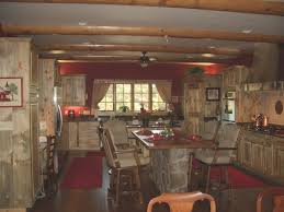 Log Cabin Kitchen Island Ideas by Log Cabin Kitchen Floor Plans Classic Look In The Log Cabin