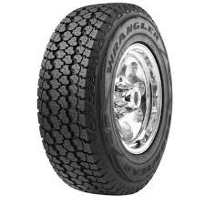 Goodyear Wrangler Silent Armor - P245/75R17 110T OWL - All Season Tire
