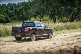 SsangYong Musso 2018 Review