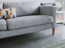 Karlstad Sofa Leg Hack by Fast Fancy Cheap These Are Reasons We U0027re Obsessed With Our