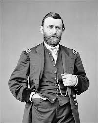 Civil War General Ulysses S Grant Portrait Silver Halide Photo Print For Like The