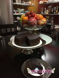 Jamaican Rum Black Cake with Hazelnuts Angeluscious