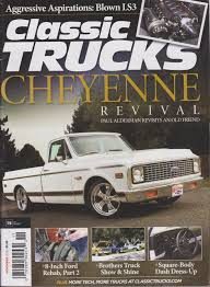Classic Trucks Magazine November 2016: Amazon.com: Books