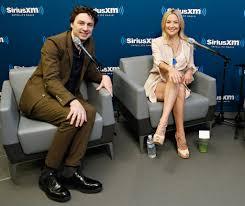 Sirius Xm Halloween Radio Station 2014 by Zach Braff And Kate Hudson Visit The Sirius Xm Studios Zimbio