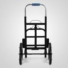 Portable Stair Climbing Folding Cart Climb Moving Up To 420lb Hand ... Folding Airport Luggage Hand Caportable Steel Foldable Happydeal Hd6711 Black Alinum Portable Cart Trolleys Officeworks Truck Carts Dolly Heavy Duty Wwhosale New Folding Hand Truck Cart Mini Seville Classics 150 Lbs Utility List Manufacturers Of 99 Trolley Buy Get Discount On The 10 Best Portable Trucks For Your Daily Needs Reviews Small Trucks Archives Behostinggcom