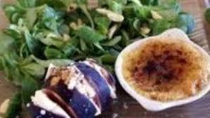 cuisiner figues fraiches crèmes brûlées au foie gras recette de crème brulée au foie gras