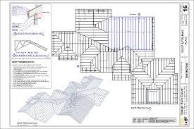 Floor Joist Span Tables by Drawing Checklist Designbuildduluth Com