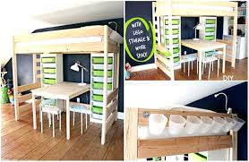 Beds With Desk Super Smart Ideas Bunk Beds With Desk Beds With