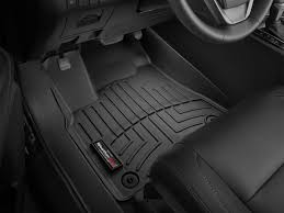 WeatherTech - Digital Fit Floor Mats - Pickup Truck - Front Only