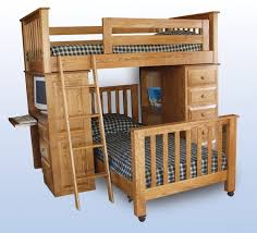 Bunk Bed Desk Combo Plans by Bunk Bed Desk Combo Plans Home Design Ideas