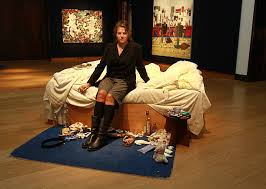 Tracey Emin My Bed by Tracey Emin My Bed Auction Press Preview Photos And Images