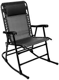 Amazon.com : AmazonBasics Foldable Rocking Chair - Black : Garden ... Gci Outdoor Freestyle Rocking Chair Chairs Design Ideas Outdoor Rocking Chair Set Attractive Patio Fniture Fibreglass Iron Amazoncom Bz Kd22w Wooden Chair Porch Rocker White Home Amazon Glamorous Com Polywood R100bl Klear Vu Inoutdoor Pad 205 X 19 Firepit Portable Folding Low Barton 3pcs Wicker Rattan Best Choiceproducts Traditional Style Sherwood 3 Available On Nursery Gliderz Outdoor Rocking Cushions Amazon Iloandsoldiersclub