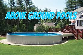 Above Ground Pool Sales Installation In NH MA Construction
