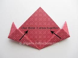 Easy Origami Kusudama Flower Step 5