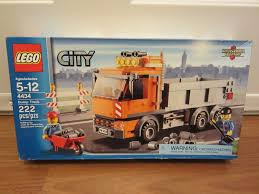 LEGO CITY 4434 Dump Truck FACTORY SEALED Never Opened [262217055563 ... Car And Caravan Lego City Set 4435 City Flickr Lego Garbage Truck Shop For Amazoncom 4202 Ming Toys Games Brickset Guide Database Toy Story 7789 Lotsos Dump Matnito 2009 Ideas Product Ideas Frieght Liner Dump Truck 4432 From Conradcom Dump 7631 1450 Pclick Uk Tanker 60016