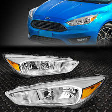 ford focus headlights ebay