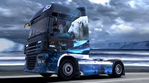 Euro Truck Simulator 2 - Ice Cold Paint Jobs Pack On Steam
