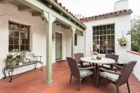 El Patio Rialto Shooting by Bidding For Adorable Spanish Style In Pasadena Will Start At 749k