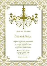 Silver Wedding Invitations Invitation Templates