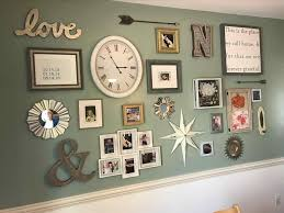 Uc Photo Diys For A More Beautiful Rustic Wall Collage