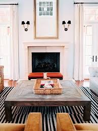 Nate Berkus Interiors How To Decorate A Coffee Table