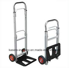 China Hot Sales Aluminum Folding Hand Truck Ht1105 (High ... Cosco Shifter 300 Lb 2in1 Convertible Hand Truck And Cart In Roty Heavy Duty 70kg Weight Capacity Industrial Trolley Magna Flatform Four Wheel Folding Harper 150 Truckhmc5 The Home Depot Magliner Twowheel With Straight Fta19e1al Kinzo Folding Hand Truck 90 Kg Personal Alinum Price From Souq Uae 200kg Stair Climbing W Mount It 264 Dolly Wayfair Orange Seville Classics Lweight Dollyluggage Luggage Utility