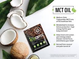 It Works Keto Coffee MCT Oil