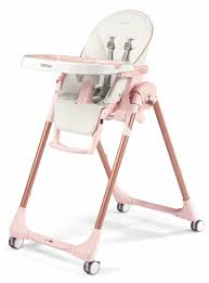 Peg Perego Prima Pappa Zero3 High Chair - Mon Amour - Destination ...