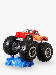 100 Hot Wheels Monster Truck Toys Assortment Assorted