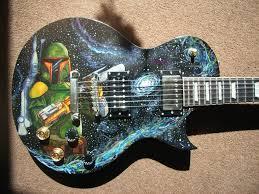 Custom Star Wars Guitars Force Powered Instruments