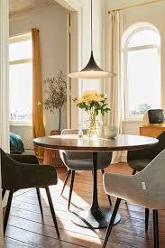 tom tailor esstisch t modern table aus mangoholz knopfdetail moderne eleganz durch abgerundete kante