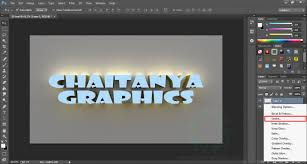 How To Make 3D Text In Photoshop CC