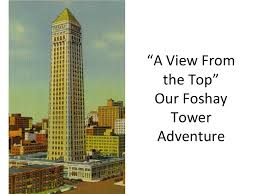 Foshay Tower Museum And Observation Deck by The Foshay Tower