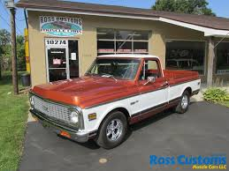 SOLD SOLD – 1970 Chevy C10 Custom Deluxe Short Box « Ross Customs 1972 Chevrolet C10 Gateway Classic Cars 376hou 110 Chevy Pickup Truck V100 S 4wd Brushed Rtr Black 1970 Hot Rod Network Big Block 4x4 Restored K10 4speed Bring A Trailer Cst 4x4 Stunning Restoration Walk Around Start Orange White Youtube 69 70 Chevy Stepside Pickup Truck Chopped Bagged 20s Sound System Car Audio Lovers Cst10 Matt Garrett Week To Wicked American Legend