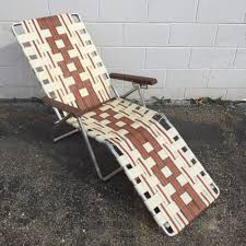 Vtg Aluminum Webbed CHAISE LOUNGE Retro Brown & Tan Beach Folding ... Amazoncom Gojooasis Folding Chaise Lounge Chair Recliner Bed Outdoor Alinum Webbed Lawn Parts Buy Patio Chairs Walmart Best Interior Design Comfortable Fing Beach Living Rooms Aceps9org Vintage Yellow And Arm Rio Brands Deluxe Web Ebay Highback Walmartcom Hi Back Sears Marketplace Wooden Easy Homall Adjustable Webbing Large Size Of Fabric