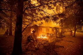 100 Paradise Foothills Apartments Megafires Are The New Normal In California The Japan Times