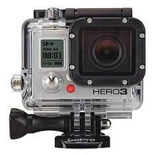 Gopro HERO 3 Silver Edition High Definition Video and Underwater Camera Big 1