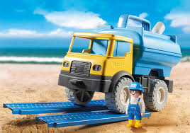 100 Tank Truck Water 9144 PLAYMOBIL United Kingdom