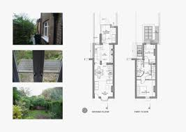 100 Semi Detached House Designs Victorian Row Plans Best Of Side Extension