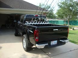 Surf Fishing Rod Racks For Trucks | Cosmecol Truck Bed Toolbox Rod Rack The Hull Truth Boating And Fishing Holder Tacoma World Custom Built Rod Rack For Your Rails Forum Holder Truck Bed Boat Outfitters For Awesome Design 3 Diy Rackholder Pinterest Pics Of Front Bumper Rod Holders Page Beach Buggy Cheap Find Fishing Transport 40 The Hull Truth Amazoncom Portarod Inshore 3rod Do It Yourself Pvc Racks 810 17